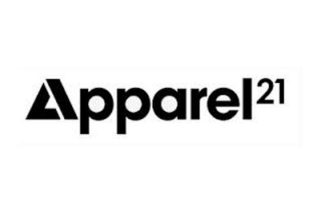 Apparel21 logo