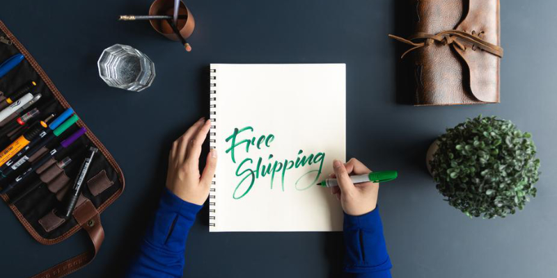 free shipping for cart conversions