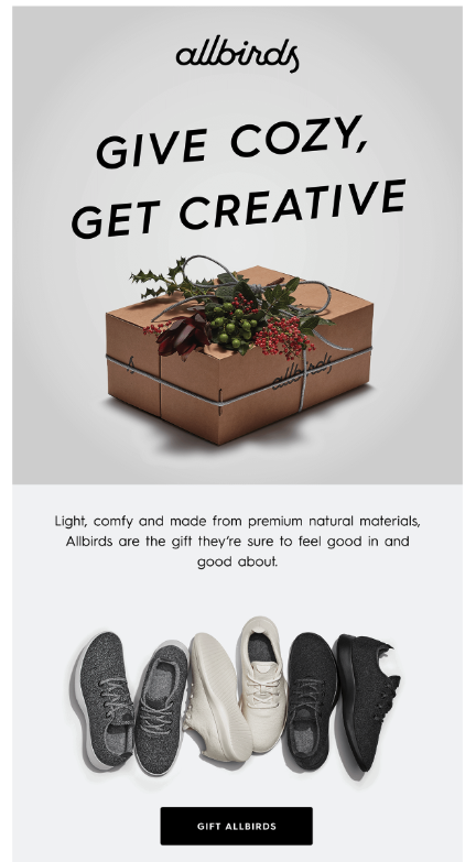 christmas email campaigns 6