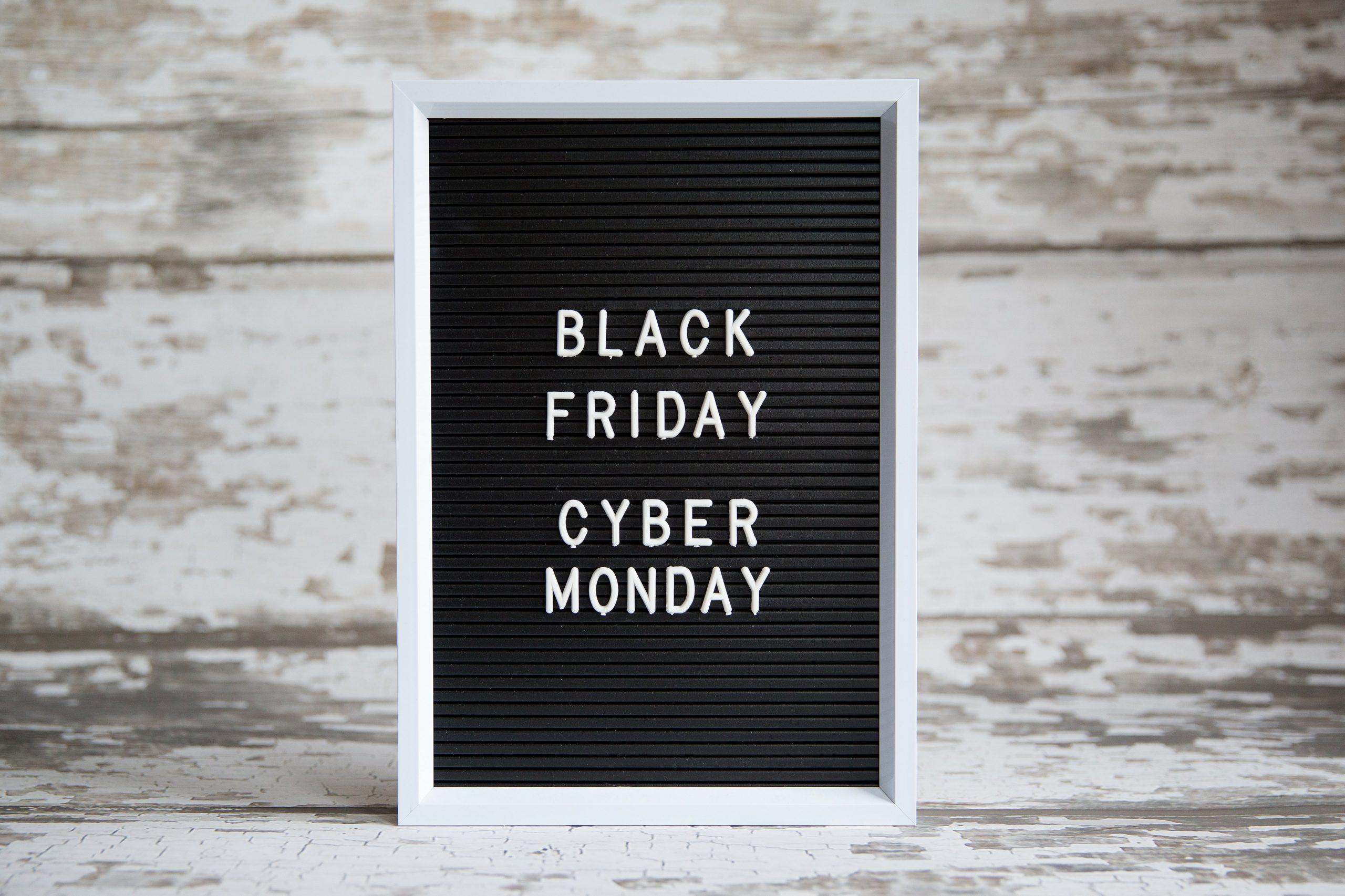 Black Friday/Cyber Monday