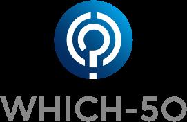 Which-50 logo